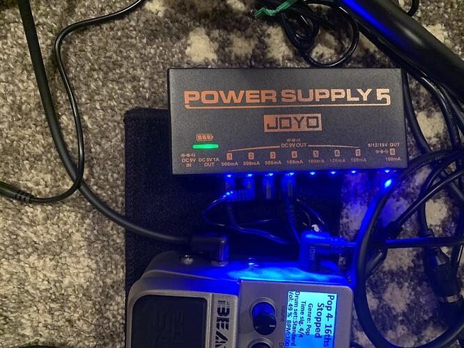 Joyo Powersupply